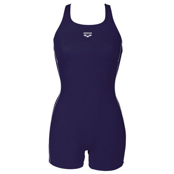 Navy Arena Finding HL Legged Swimsuit