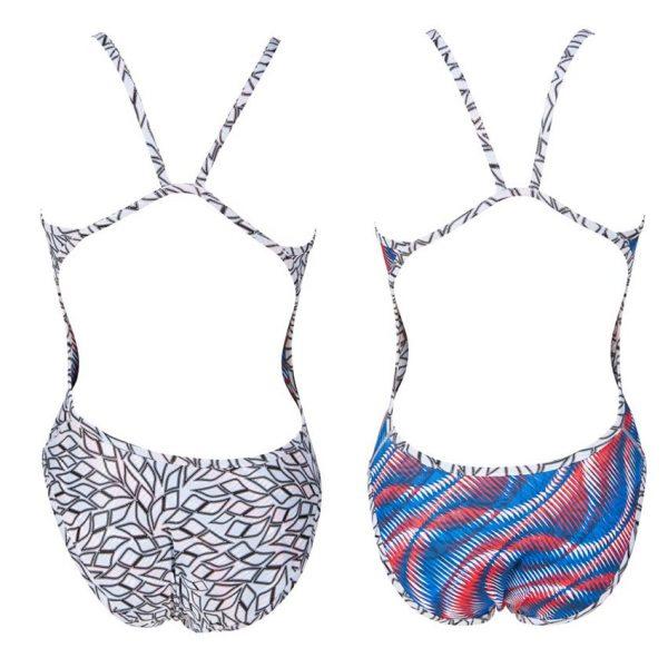 Arena Spirograph REVERSIBLE Swimsuit