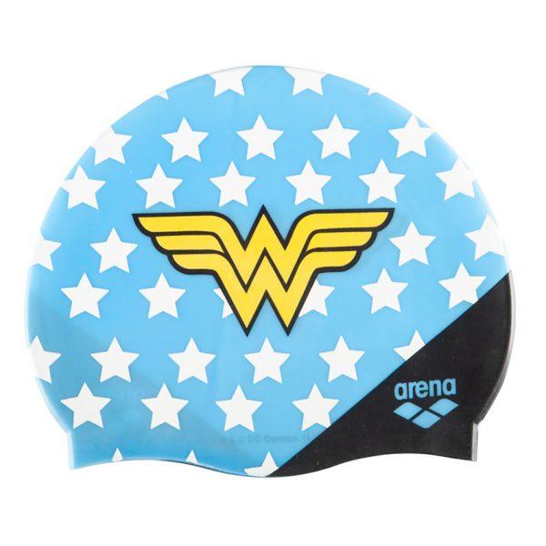 Arena Wonder Woman Silicone Cap