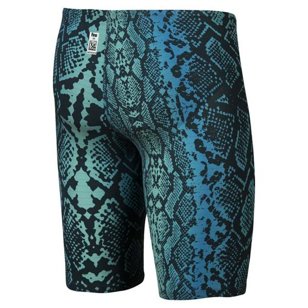 Arena Blue Python Carbon Air 2 Jammers