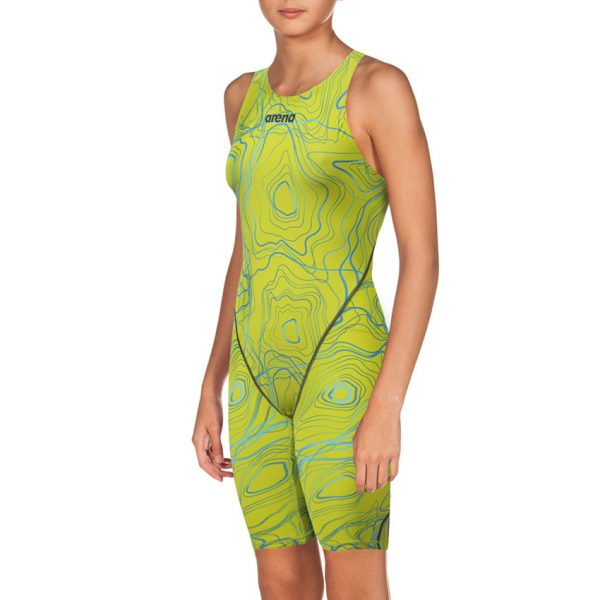 LIMITED EDITION Arena ST 2.0 Suit - Sonic Lime