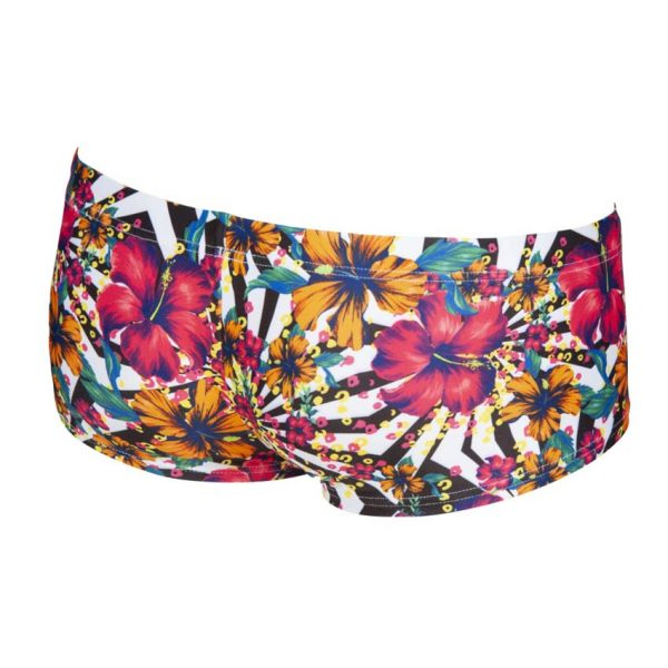 Arena Allover Low Waist Swim Shorts