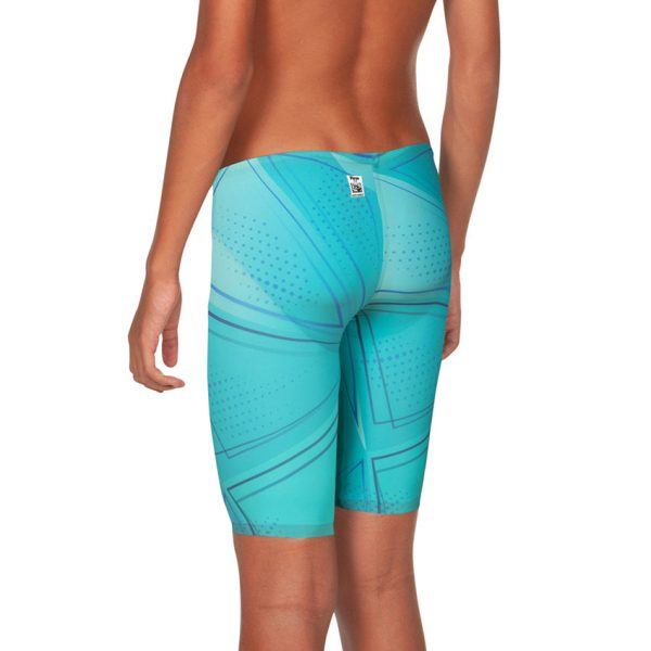 Junior Arena R-Evo ONE Jammers - Blue Glass