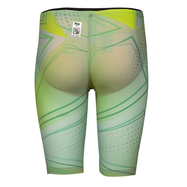Arena R-Evo ONE Jammers - Grey Glass