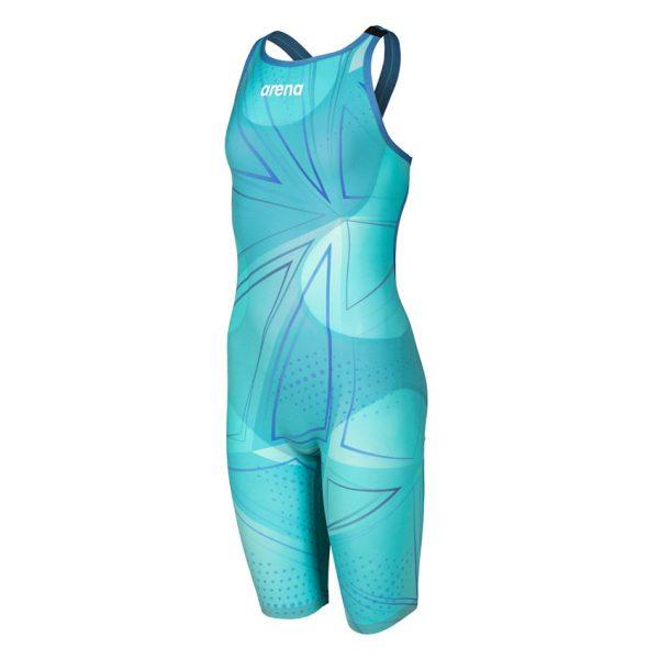 Junior Arena R-EVO ONE Suit - Blue Glass