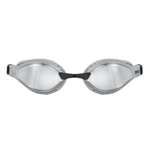 Silver Arena Airspeed Mirror Goggles