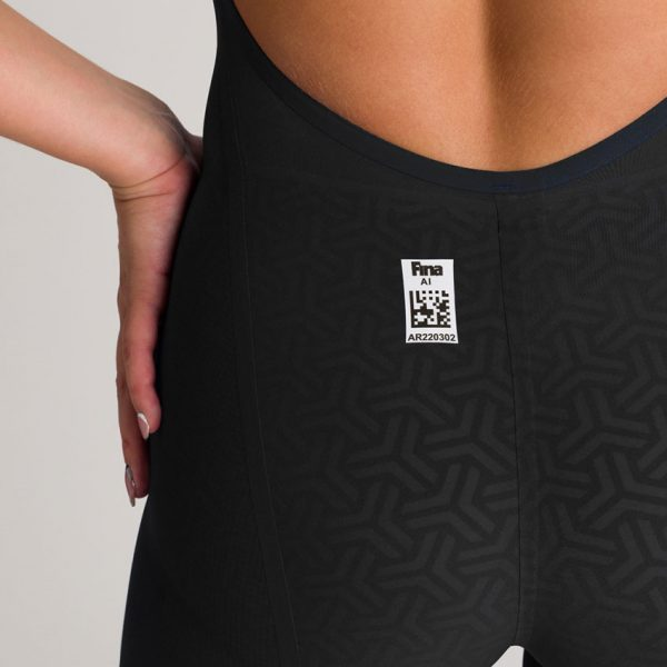 Arena Carbon Glide Suit - Black