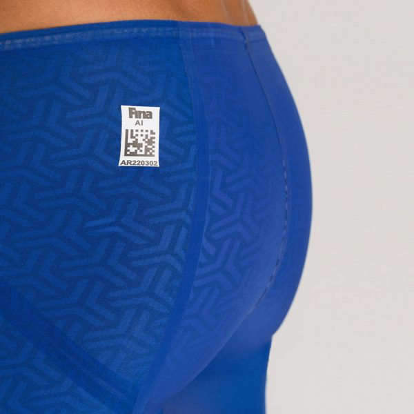 Arena Carbon Glide Jammers - Blue