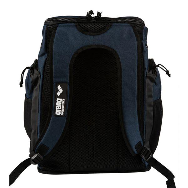 Navy Melange Arena Team Backpack 45