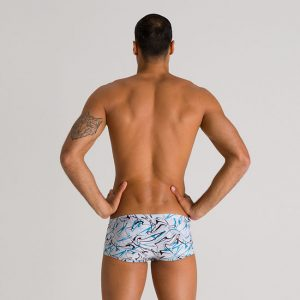 Arena Floral REVERSIBLE Low Waist Shorts