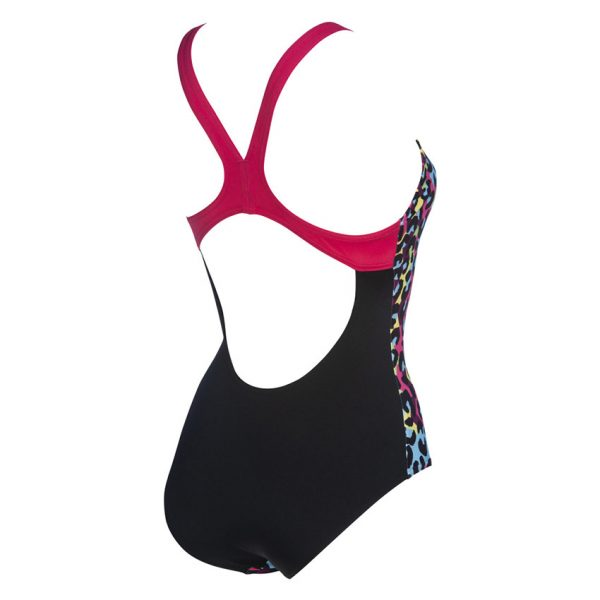 Arena Heat Stripes Swimsuit