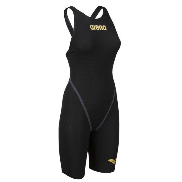 Black Arena Carbon Core FX Suit (CLOSED BACK)