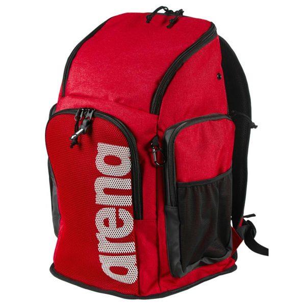 Red Melange Arena Team Backpack 45