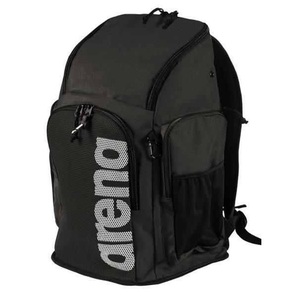 Black Melange Arena Team Backpack 45