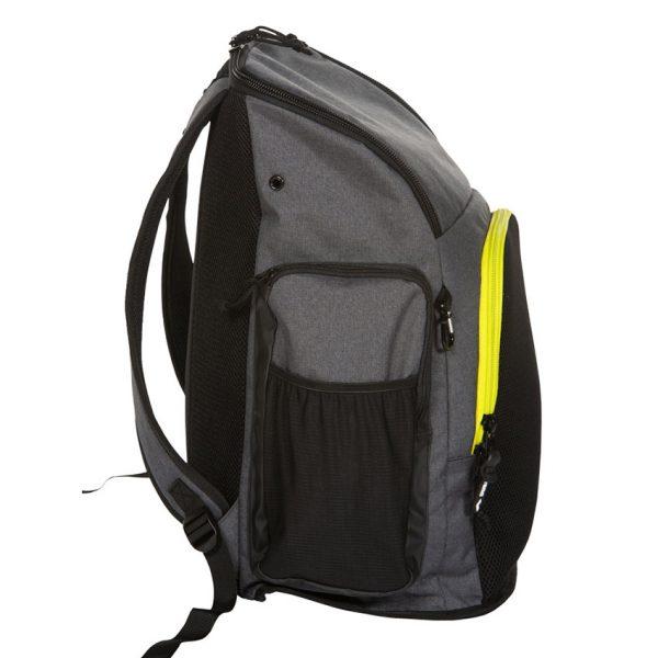 Grey Melange Arena Team Backpack 45