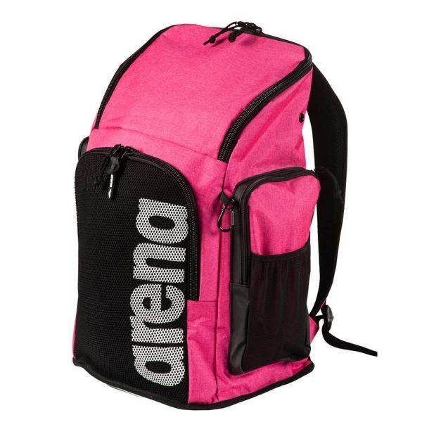 Pink Melange Arena Team Backpack 45