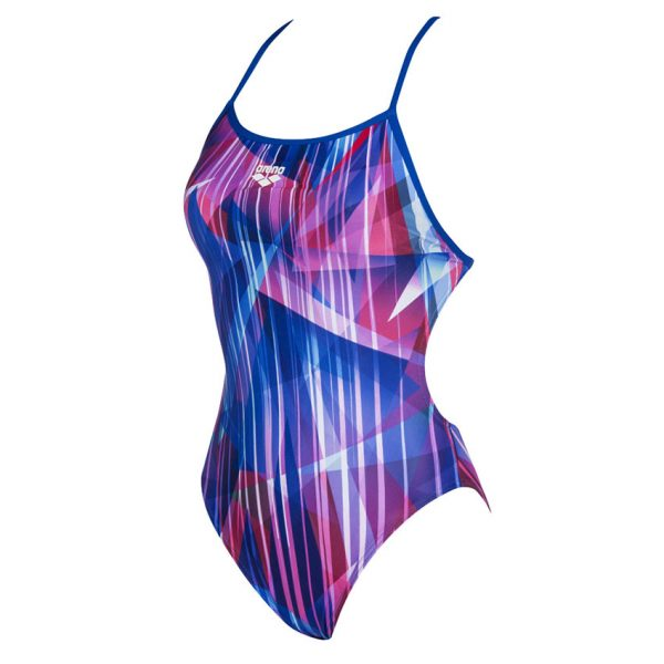Blue Arena Prism Swimsuit