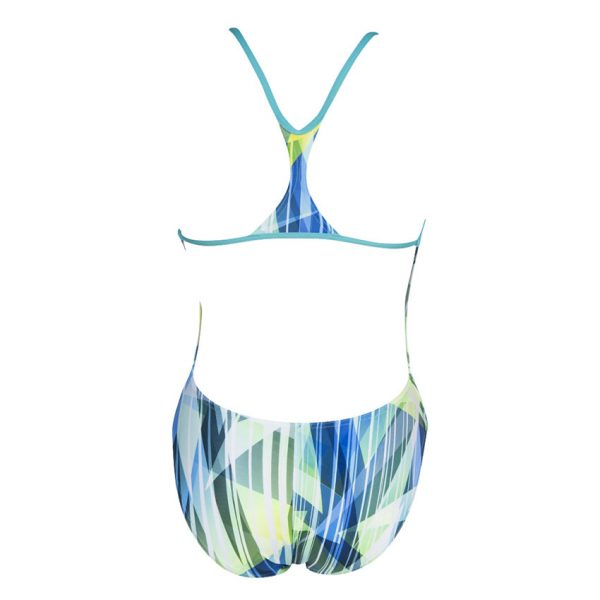 Green Arena Prism Swimsuit