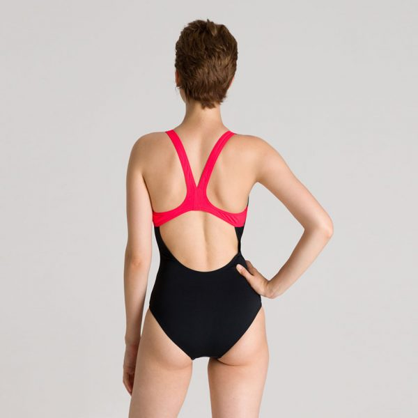 Black Arena Optical Waves Swimsuit