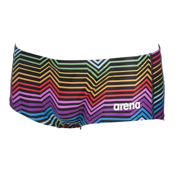 Arena Stripes Low Waist Shorts