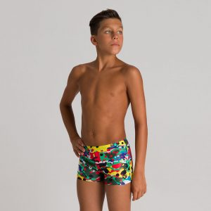Arena Junior Camouflage Shorts