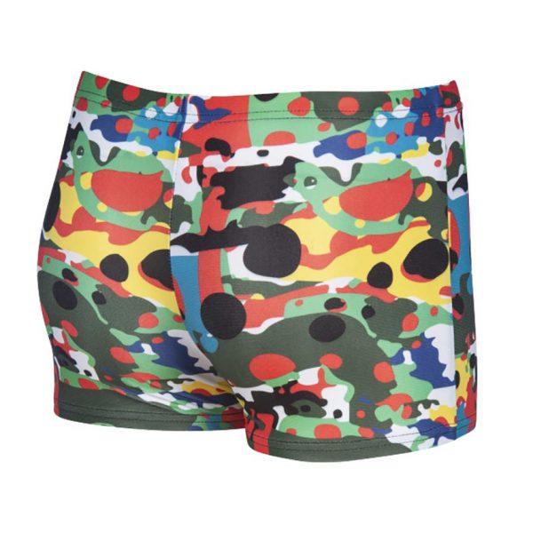 Arena Junior Camouflage Shorts