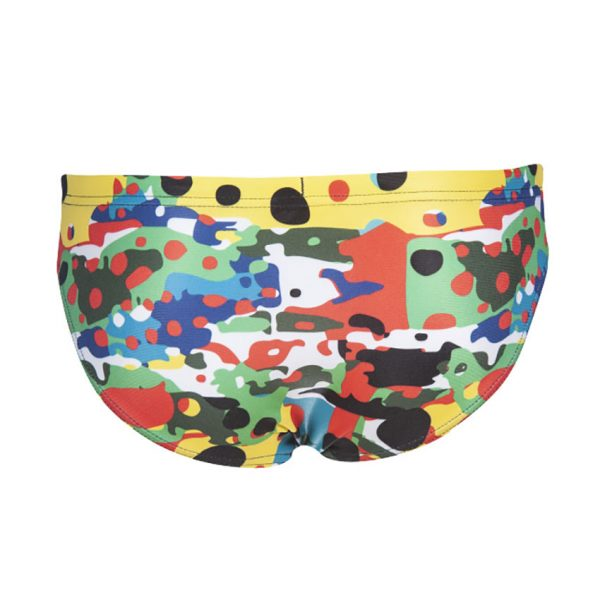 Arena Junior Camouflage Brief
