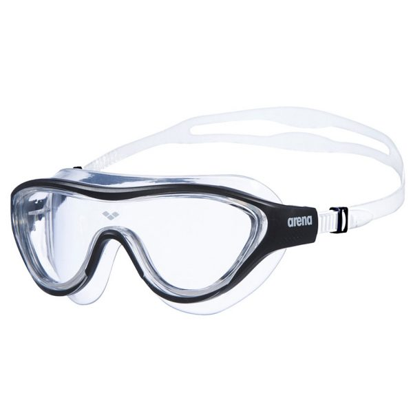 Arena ONE Mask - Clear / Black