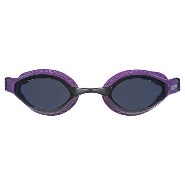 Arena Airspeed Goggles - Purple / Smoke