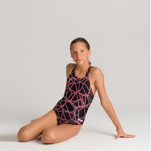 Arena Carbonics Girl's Swimsuit