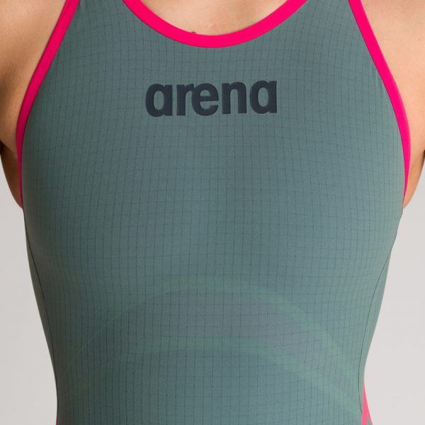 Army Green Arena Carbon Core FX Suit