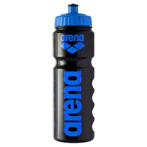 Arena Water Bottle - Black / Blue