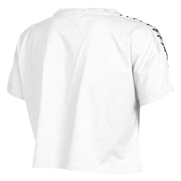 Arena Corrine White Cropped T-shirt