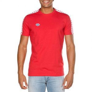 Arena Mens Red T-shirt
