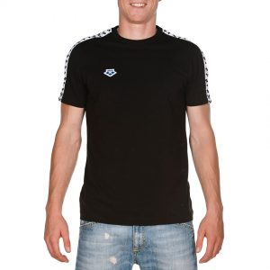 Arena Mens Black T-shirt