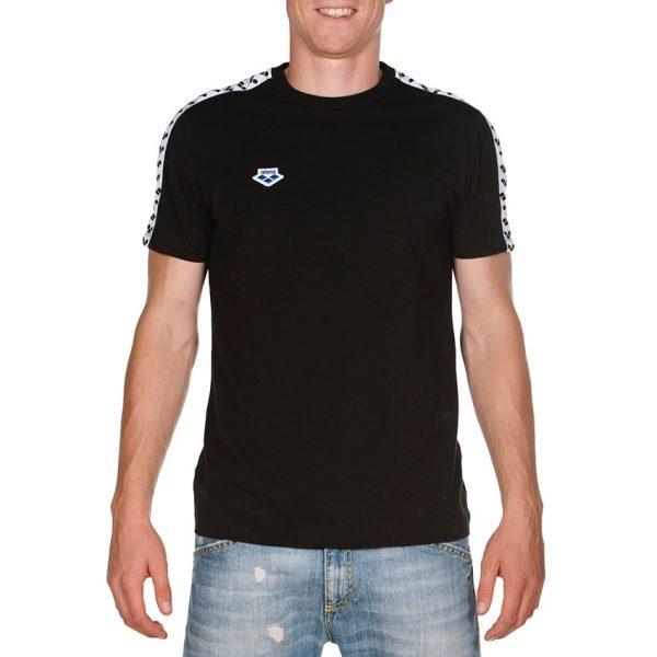 Arena Mens Black T-shirt