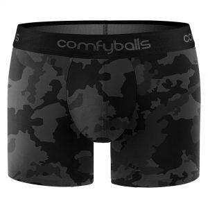 Comfyballs Camo Cotton Boxer - Long