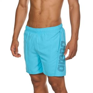Arena Fundamentals Beach Shorts - Blue