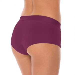 Ladies Comfy Wood Hipster - Purple