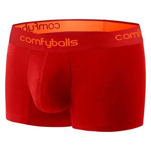 Comfyballs Red Performance Boxer - Regular