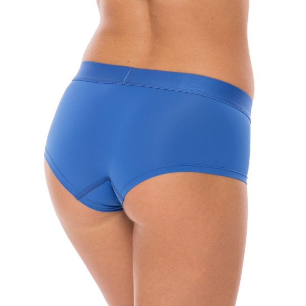 Ladies Comfy Performance Hipster - Blue