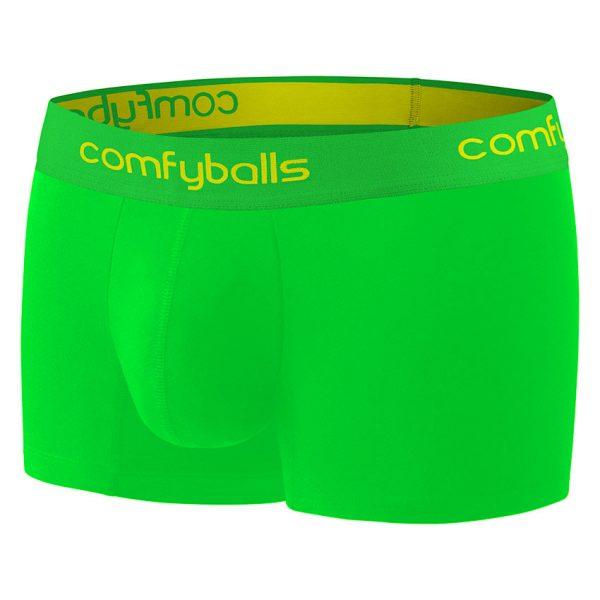 Comfyballs Lime Performance Boxer - Regular