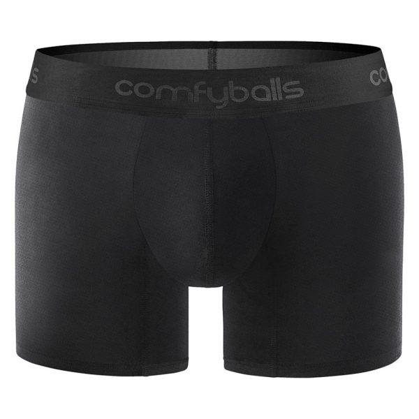 Comfyballs Black Performance SUPERLIGHT Boxer - Long