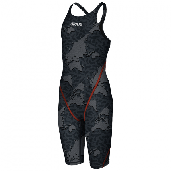 LIMITED EDITION Arena ST 2.0 Suit Grey Map