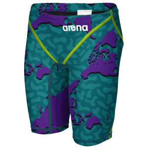 LIMITED EDITION Arena ST 2.0 Jammers Purple Map