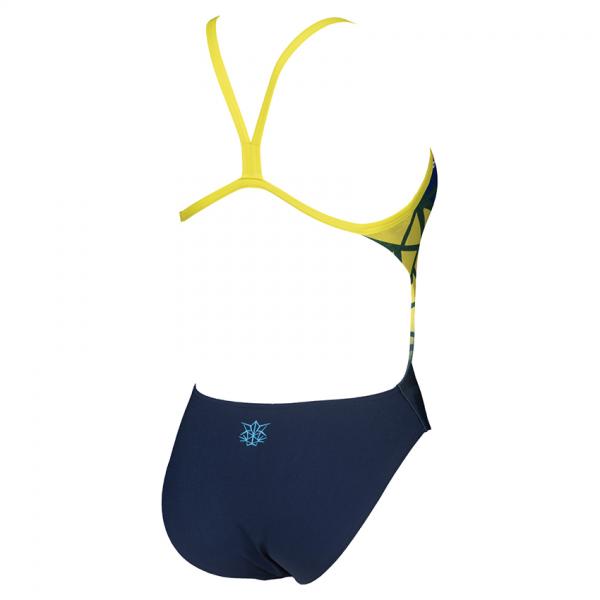Arena OG High Leg Swimsuit - Australia