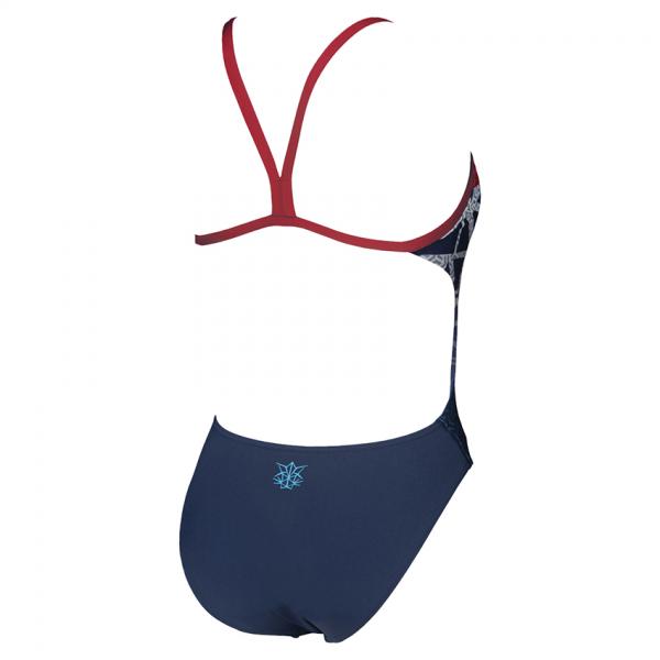 Arena OG High Leg Swimsuit - UK