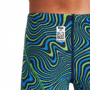 LIMITED EDITION Arena JUNIOR ST 2.0 Jammers - Jungle Illusion