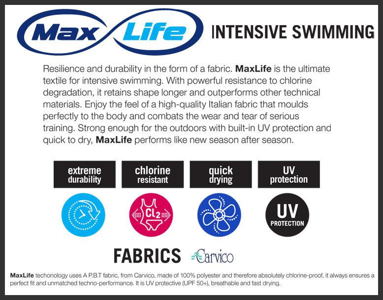 Arena Max Life Material
